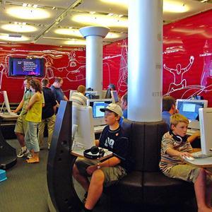Интернет-кафе Тима