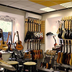 Музыкальные магазины Тима