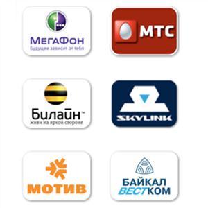 Операторы сотовой связи Тима