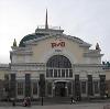 Железнодорожные вокзалы в Тиме