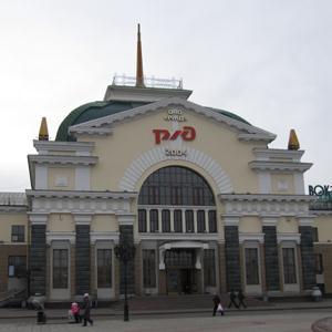 Железнодорожные вокзалы Тима